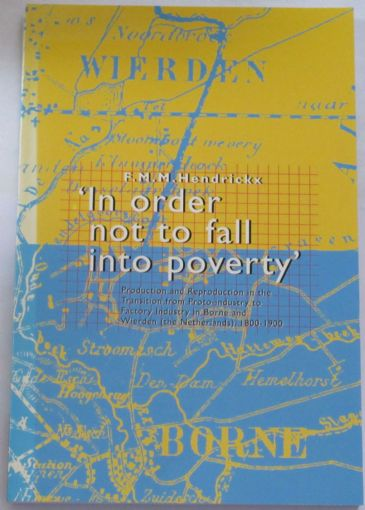 In Order Not to Fall into Poverty, by F.M.M. Hendrickx